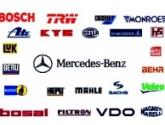Новые запчасти Mercedes W203