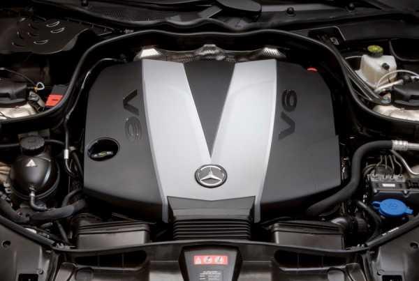 Двигатель,системы и компоненты W204