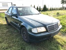 202.96#Mercedes W202 1.8 М111.921/КПП 717.416/97р/190тис.км/цвет 269U/ Classic