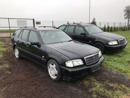 202.100#Mercedes W202 1.8 М111.921/КПП 717.417/99р/253тис.км/цвет 197/ Sport
