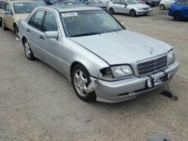 #202.102#Mercedes W202 2.4 М112.910/AКПП 722.6/р/120тис.км/цвет /Sport