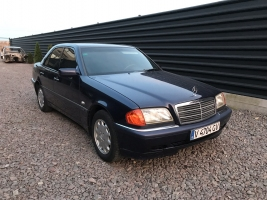 #202.107#Mercedes W202 1.8 М111.921/КПП 717.417/98р/230тис.км/цвет 366/Elegance