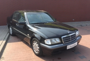 #202.59#Mercedes W202 2.0 М111.945/АКПП 722.602/98р/130тис.ml/цвет 040/Elegance