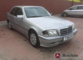 #202.60#Mercedes W202 1.8 М111.921/АКПП 722.602/99р/121тис.ml/цвет 744/Elegance