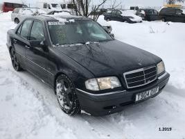 #202.66#Mercedes W202 2.4 М112.910/AКПП 722.609/99р/тис.км214/цвет 189/Elegance