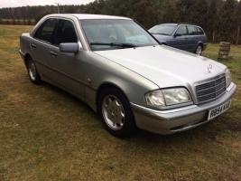 #202.67#Mercedes W202 2.4 М112.910/AКПП 722.609/99р/тис.км195/цвет 744/Elegance