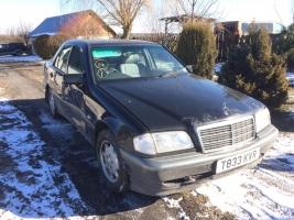 #202.69#Mercedes W202 2.0 М111.945/АКПП 722.602/99р/118тис.km/цвет 197U/Classic