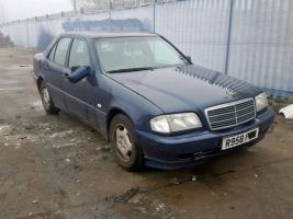 #202.71#Mercedes W202 1.8 М111.921/АКПП 722.603/97р/140тис.km/цвет 366/Classic