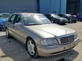 #202.79#Mercedes W202 2.8 М104.941/AКПП 722.424/95р/214тис.км/цвет 702/Elegance