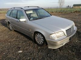 #202.84#Mercedes W202 1.8 М111.921/AКПП 722.602/98р/259тис.км/цвет 744/Elegance