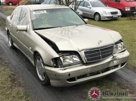 #202.64#Mercedes W202 2.4 М112.910/AКПП 722.609/98р/214тис.км/цвет 702/Elegance AMG/