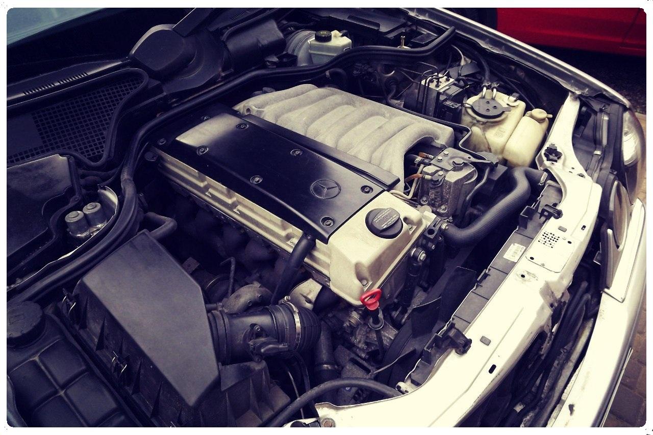 Двигатель,системы и компоненты W210