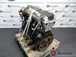 Двигатель 2.8 М104.941, пробег 240тис.км  Mercedes W202 /70 2