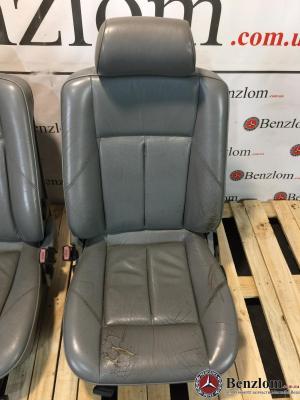 Салон кожаный седан, серий комплект карти сидения для Mercedes C-Class W202\51 4