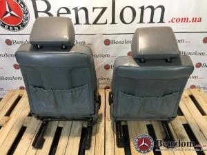 Салон кожаный седан, серий комплект карти сидения для Mercedes C-Class W202\51 7