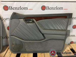 Салон кожаный седан, серий комплект карти сидения для Mercedes C-Class W202\51 10