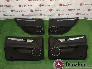 Салон комплект универсал комбинированная кожа для Mercedes C-Class W204/2 9