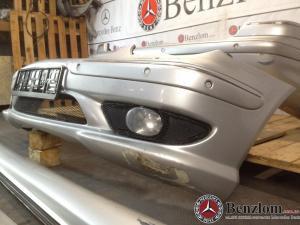 Бампера и пороги,комплект обвеса AMG Mercedes C-Class W203\9 9