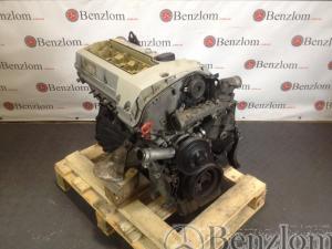Двигатель C200 M111.945 ,пробіг 208тис.км  Mercedes W202\59 W208 2
