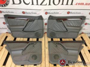Салон кожаный седан, серий комплект для Mercedes C-Class W202\51 8