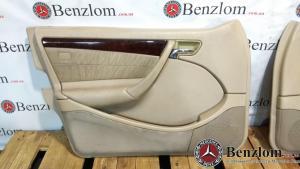 Салон кожаный комплект для Mercedes C-Class W202\56 7