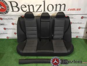 Салон комплект универсал комбинированная кожа для Mercedes C-Class W204/2 6