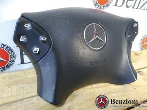 Рулевое колесо руль черный подушка для Mercedes W203\24 7