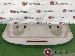 Шторка ролета заднего стекла +полка задняя купе со стоп сигналам+проводка и кнопка для Mercedes CLK W208/6 4