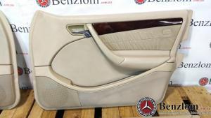 Салон кожаный комплект для Mercedes C-Class W202\56 8