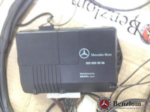 Штатный телефон комплект  для Mercedes W210\W202 3