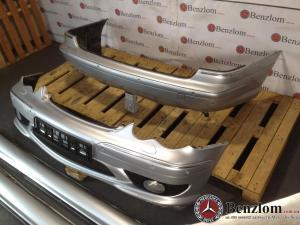Бампера и пороги,комплект обвеса AMG Mercedes C-Class W203\9 1