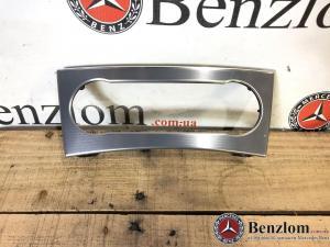 Накладки центральной консоли комплект (aкпп рестайл) для Mercedes W203\25 2