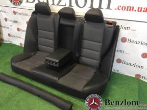 Салон комплект универсал комбинированная кожа для Mercedes C-Class W204/2 8