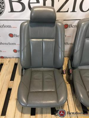 Салон кожаный седан, серий комплект карти сидения для Mercedes C-Class W202\51 3