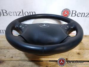 Рулевое колесо руль черный подушка для Mercedes W203\24 3