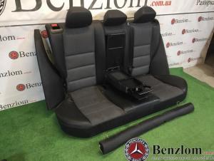 Салон комплект универсал комбинированная кожа для Mercedes C-Class W204/2 7