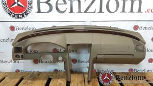 Салон кожаный комплект для Mercedes C-Class W202\56 12