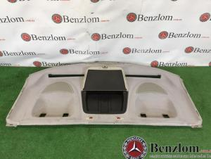 Шторка ролета заднего стекла +полка задняя купе со стоп сигналам+проводка и кнопка для Mercedes CLK W208/6 3