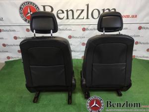 Салон комплект универсал комбинированная кожа для Mercedes C-Class W204/2 3