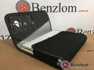 Cумка для документов,сервисная книжка для Mercedes W202 0