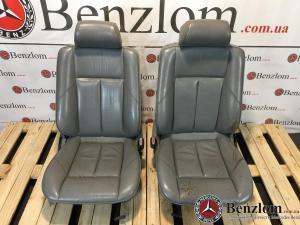 Салон кожаный седан, серий комплект карти сидения для Mercedes C-Class W202\51 2