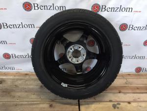 Диск колесный легкосплавный запаска R16 для Mercedes W208/7 0