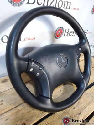 Рулевое колесо руль черный подушка для Mercedes W203\24 0
