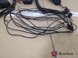 Штатный телефон комплект  для Mercedes W210\W202 4
