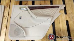 Салон кожаный комплект для Mercedes C-Class W202\56 10