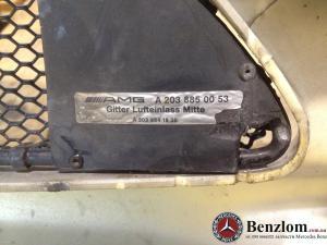 Бампера и пороги,комплект обвеса AMG Mercedes C-Class W203\9 11