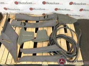 Салон кожаный седан, серий комплект карти сидения для Mercedes C-Class W202\51 15