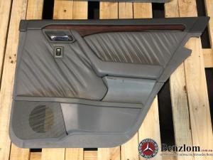 Салон кожаный седан, серий комплект карти сидения для Mercedes C-Class W202\51 12