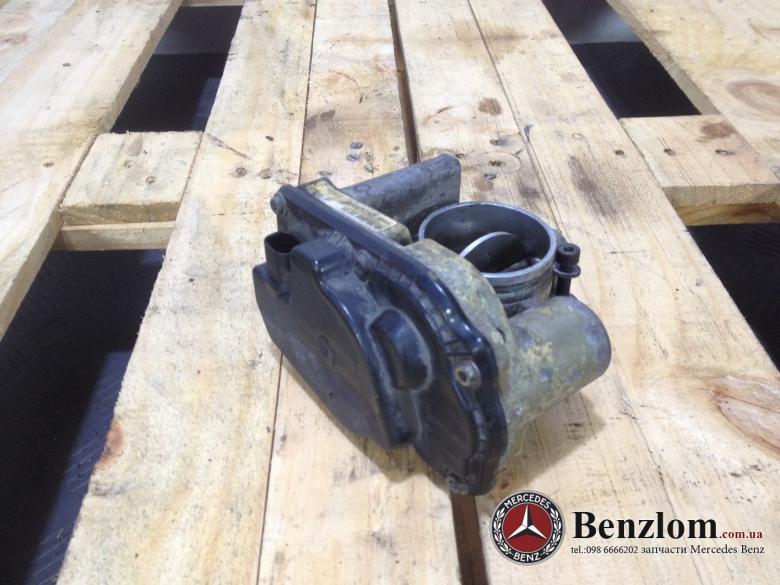 Заслонка дроссельная электрическая для Mercedes W202\43