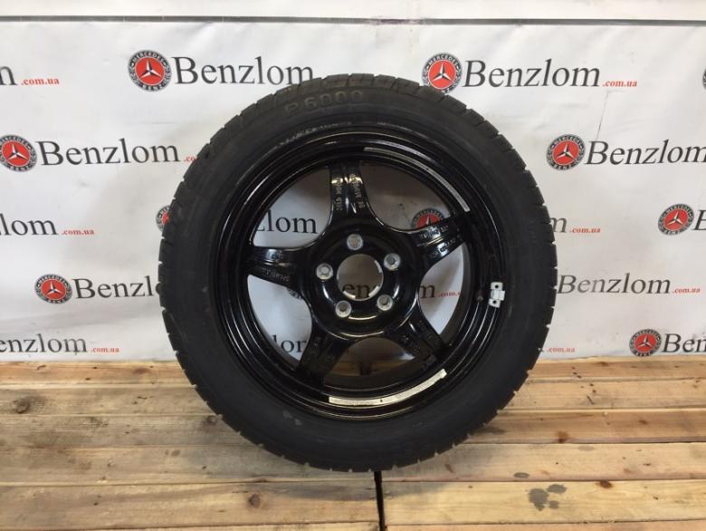 Диск колесный легкосплавный запаска R16 для Mercedes W208/7